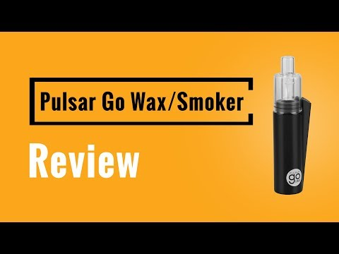 Pulsar Go Wax/Smoker Review – Vapesterdam