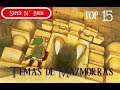 Top 15 Temas de Mazmorras-The Legend of Zelda