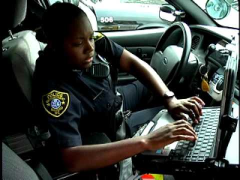 American Women Police Officers