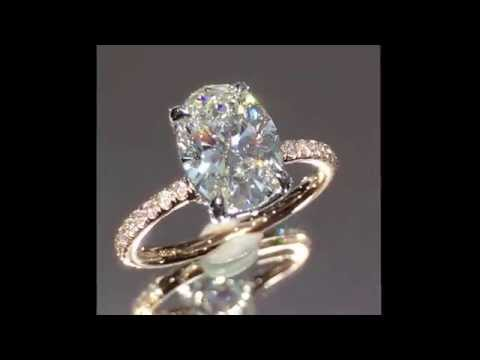 1.80 ct in Rose Gold Beautiful Diamond Engagement Ring