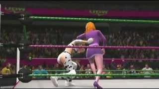 Dixie Clemets vs. Daphne Blake, Extreme Rules