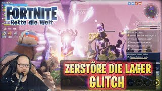 #45 ⛏ Fortnite | Destroy the GLITCH camps?