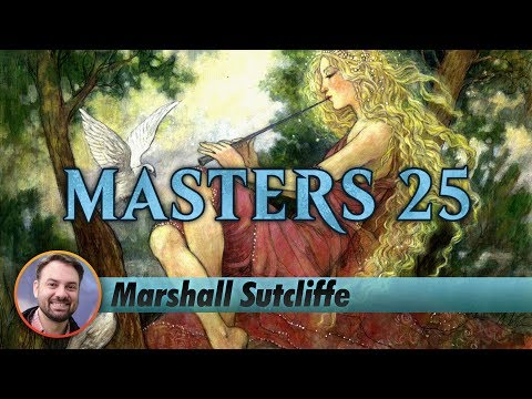 Masters 25 Draft | Channel Marshall