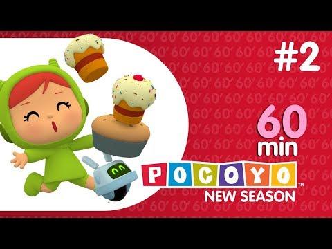 Pocoyo - NEW SEASON (4) | 60 Minutes with Pocoyo! [2]