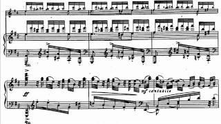 Hamelin plays Medtner - 2 Fairy Tales, op. 20 Audio + Sheet music