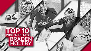 Title: Top 10 Braden Holtby plays of 2016-17