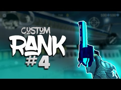 Critical Ops - Custom Rank #4 (5v5 Grounded)
