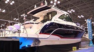 2015 Formula 45 Motor Yacht - Interior Walkaround - 2015 New York Boat Show