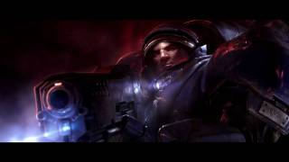 StarCraft II: Wings of Liberty - Final Cinematic HD (18/18) - The Showdown
