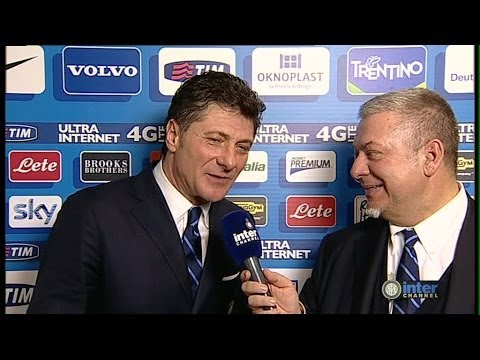 INTERVISTA WALTER MAZZARRI POST INTER-MILAN