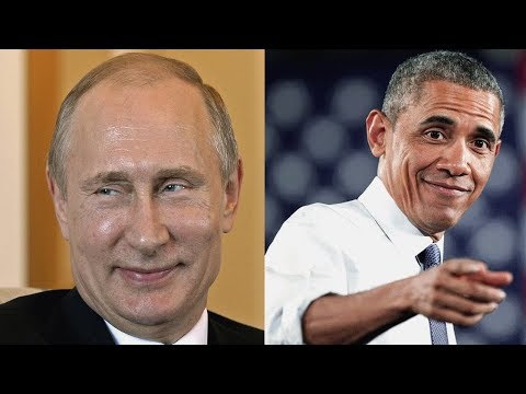FBI Confirms Obama Administration Colluded With Putin and the Russian Government