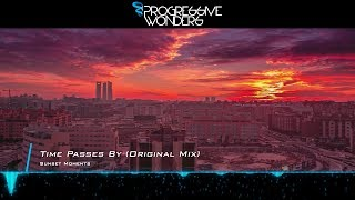 Sunset Moments - Time Passes By (Original Mix) [Music Video] [Progressive House Worldwide]