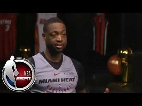 [FULL] Dwyane Wade exclusive interview with Jorge Sedano after getting traded to Heat | ESPN