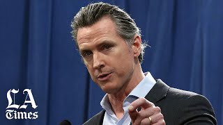 Newsom outlines California COVID-19 plans for small businesses