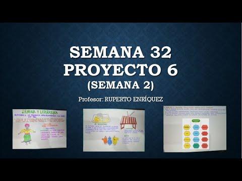 SEMANA 32, PROYECTO