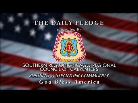 "Mrs. Peadro 2nd Grade WANDtv ""Daily Pledge of Allegiance"""