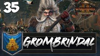 SKAVEN ON FIRE! Total War: Warhammer 2 - Dwarf Mortal Empires Campaign - Grombrindal #35