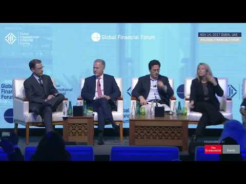 Livestream of the Global Financial Forum - Session 4