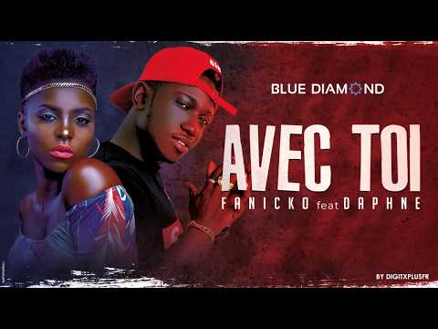 Fanicko feat Daphné - Avec Toi (Audio Officiel)