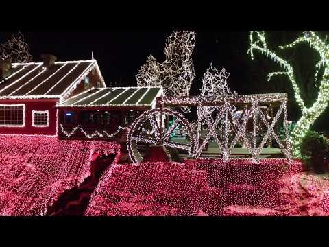 The Ohio Holiday Lights Trail 2020