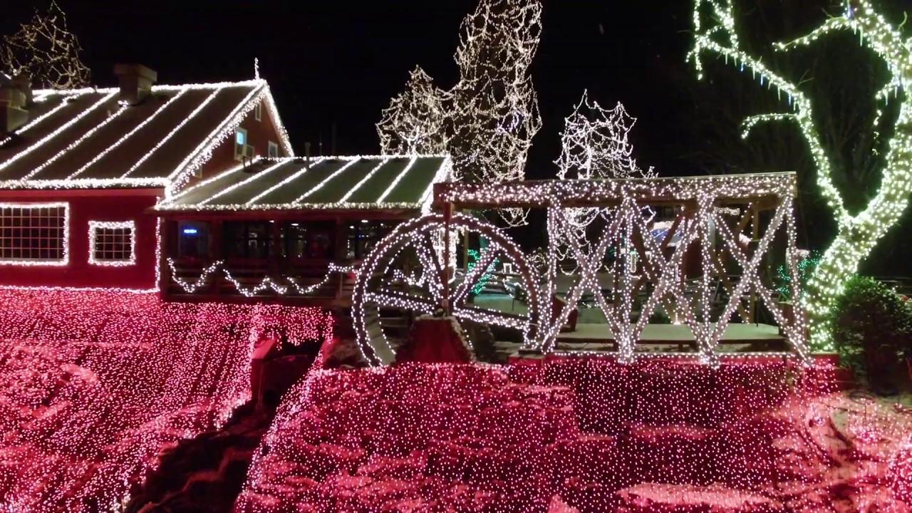 Christmas Lights 2020 Ohio The Ohio Holiday Lights Trail 2020   YouTube