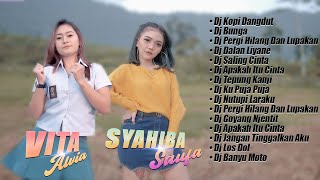 Tarik Sis Semongko   Kopi Dangdut x Bunga (Vita Alvia & Syahiba Saufa)   ENAK DIDENGAR SAAT KERJA