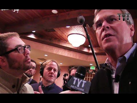 TYT Interviews Jeb Bush (VIDEO)