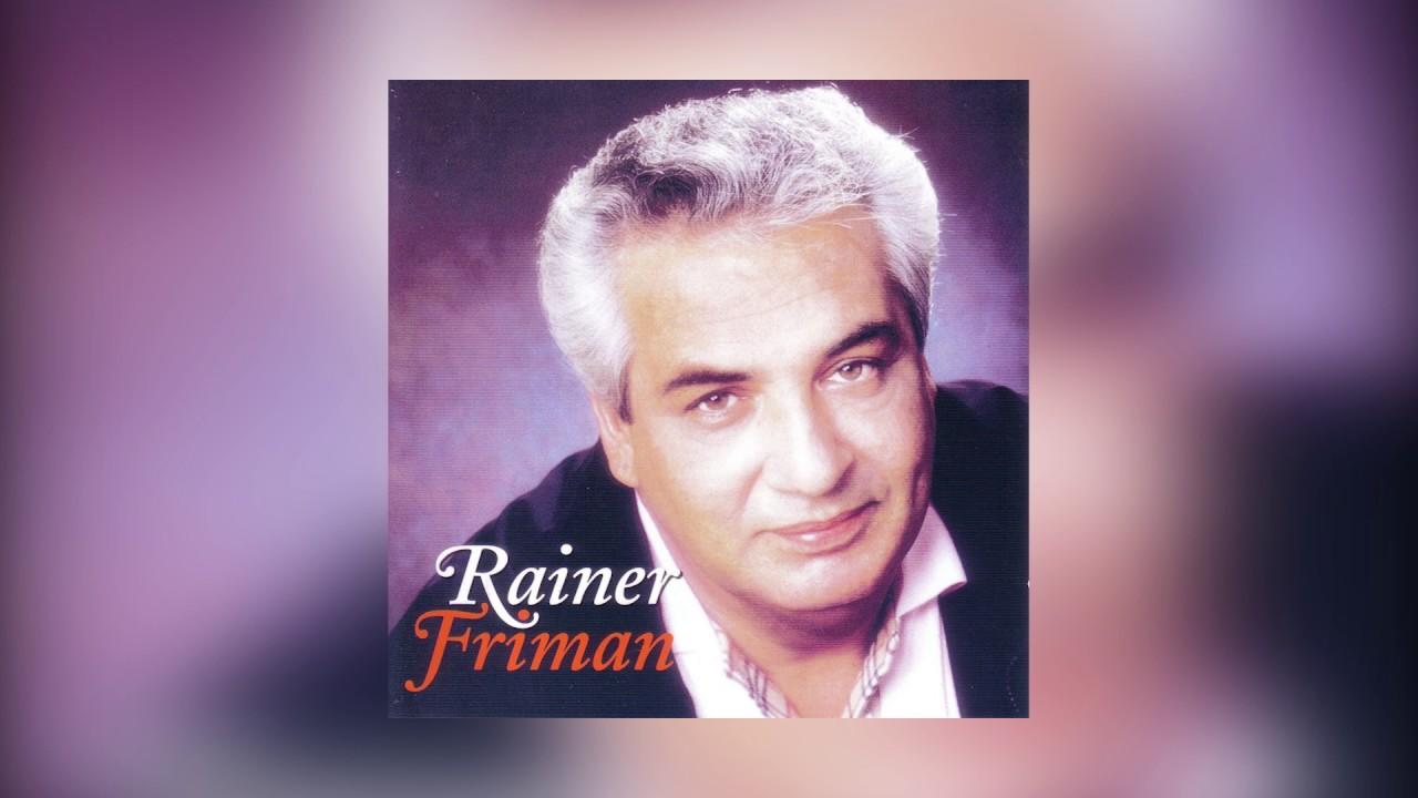 Rainer Friman Se On Salaisuus
