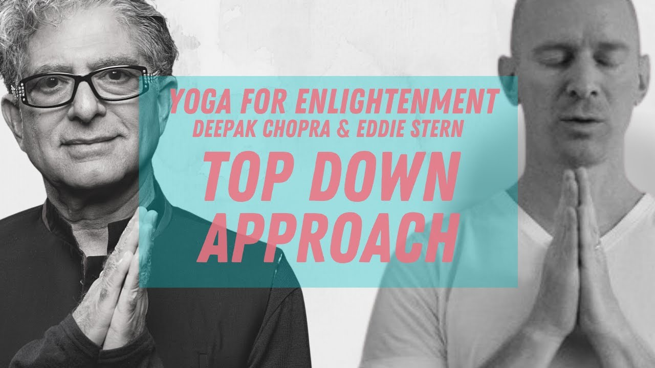 Yoga for Enlightenment Lesson 1 -  Top Down Approach with Eddie Stern