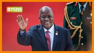 Tanzania President John Pombe Magufuli is dead