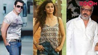 Salman Khan to star alongside Alia Bhatt in Sanjay Leela Bhansali's Inshallah