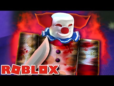HE'S VERY SCARY!! | Roblox Clown Killings