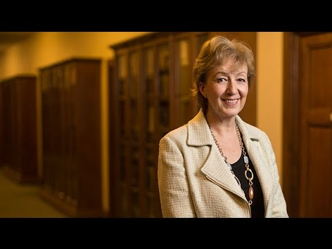 Andrea Leadsom's career in 90 seconds