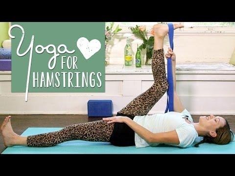 Yoga For Hamstrings |  Yoga With Adriene
