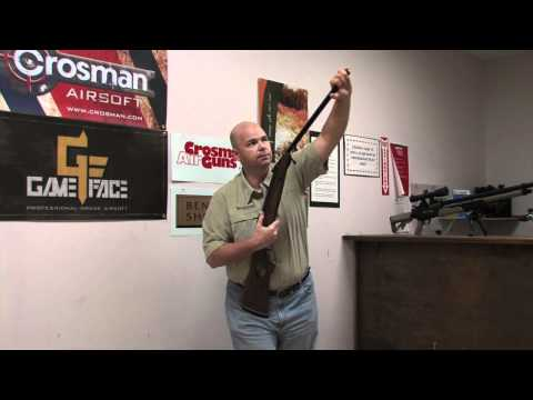 How To Cock A Break Barrel Air Rifle