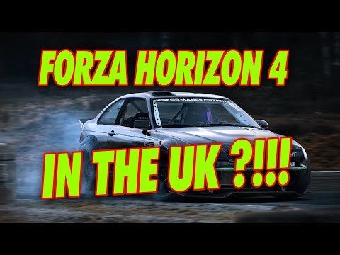 FORZA HORIZON 4 IN THE UK?!! Could this be true?