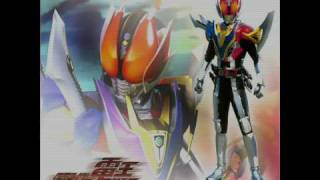 Kamen Rider DEN O Climax Form sound effect/ringtone