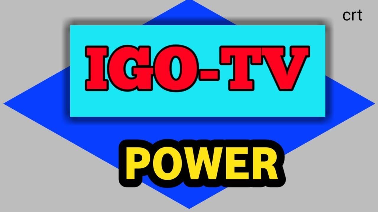 Igotv#Power#problem How to repair igo ultra slim crt tv