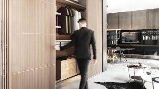 Rimadesio. Итальянская мебель, двери, перегородки, гардеробные. iSaloni 2019