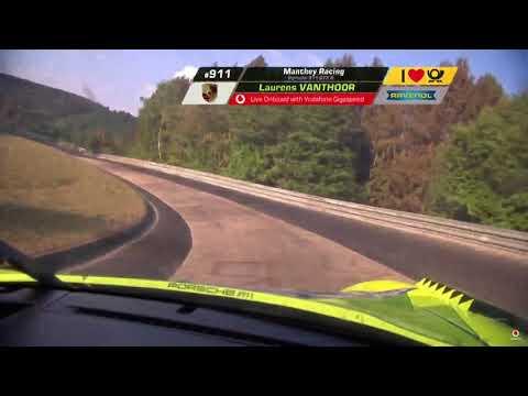 #911 Manthey - 8:09,105 - Pole Lap by L. Vanthoor - Nürburgring 24h 2018