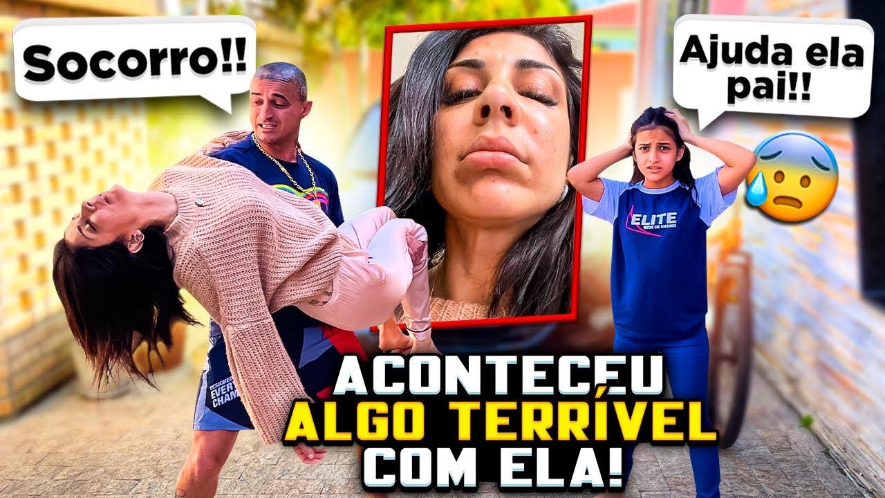 Download TIVEMOS QUE LEVAR ELA AS PRESSAS PARA O HOSPITAL!!