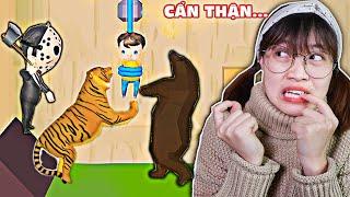 Hà Sam Giải Cứu Em Trai Thoát Khỏi Sự Tranh Giành Giữa Con Hổ Và Con Gấu Siêu Đáng Sợ