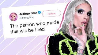 Jeffree Star Tweets Photo That Has Employee Fired On The Spot