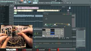 Track From Scratch 14: Modular Electro Part 8