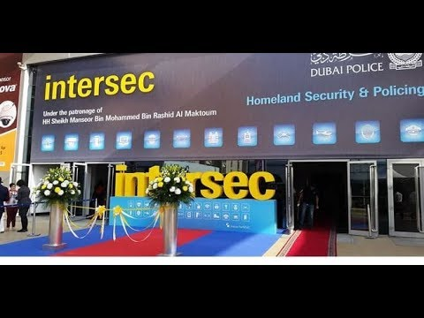 INTERSEC Dubai 2018 Expo