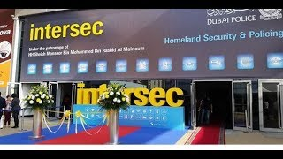 INTERSEC Dubai 2018 Expo