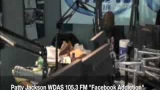 "Patty Jackson ""Facebook Addiction"" Interview Pt 2 of 3 Thumbnail"