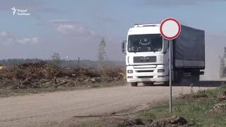 Эфэктыўны пратэст у вёсцы Пяцігодка | Эффективный протест в деревне Пятилетка