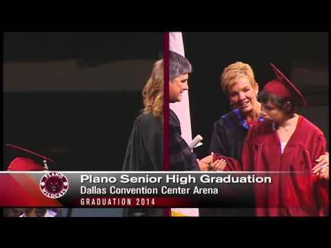 Plano Senior Graduation 2014