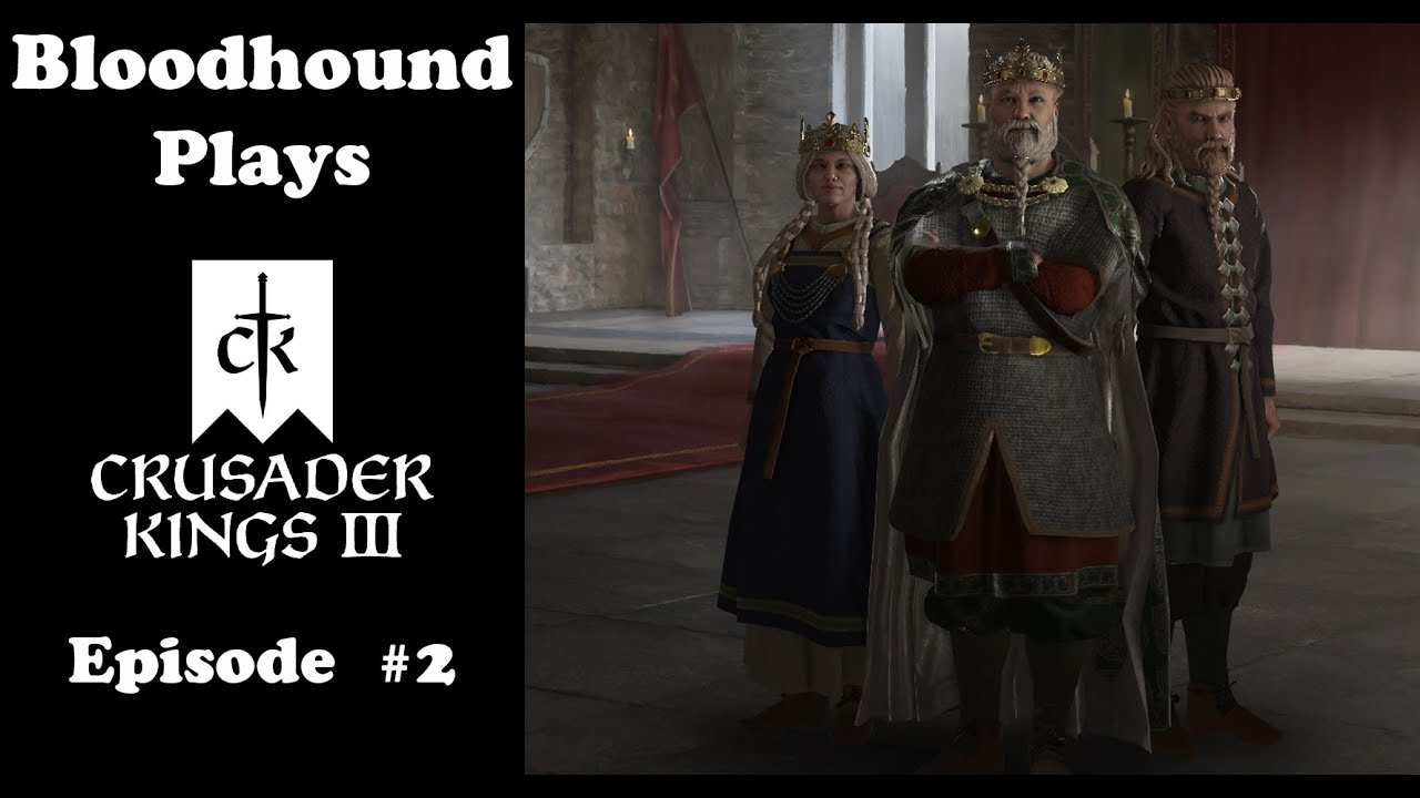 Download Trimming The Family Tree - Crusader Kings III Episode 2